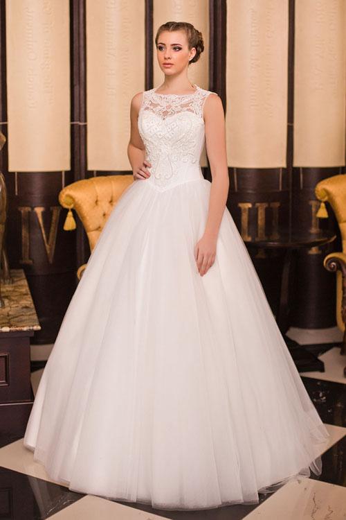Тренды в свадебных платьях 2015