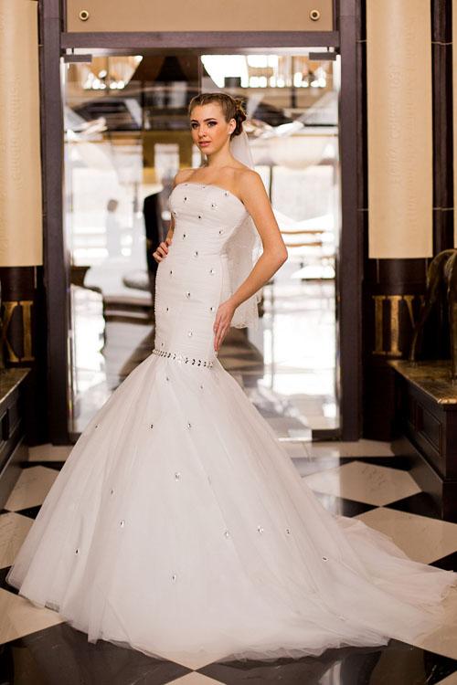5 самых популярных фасонов свадебных платьев