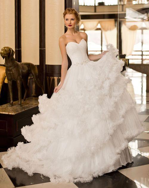 Свадебные платья оптом - все преимущества покупки