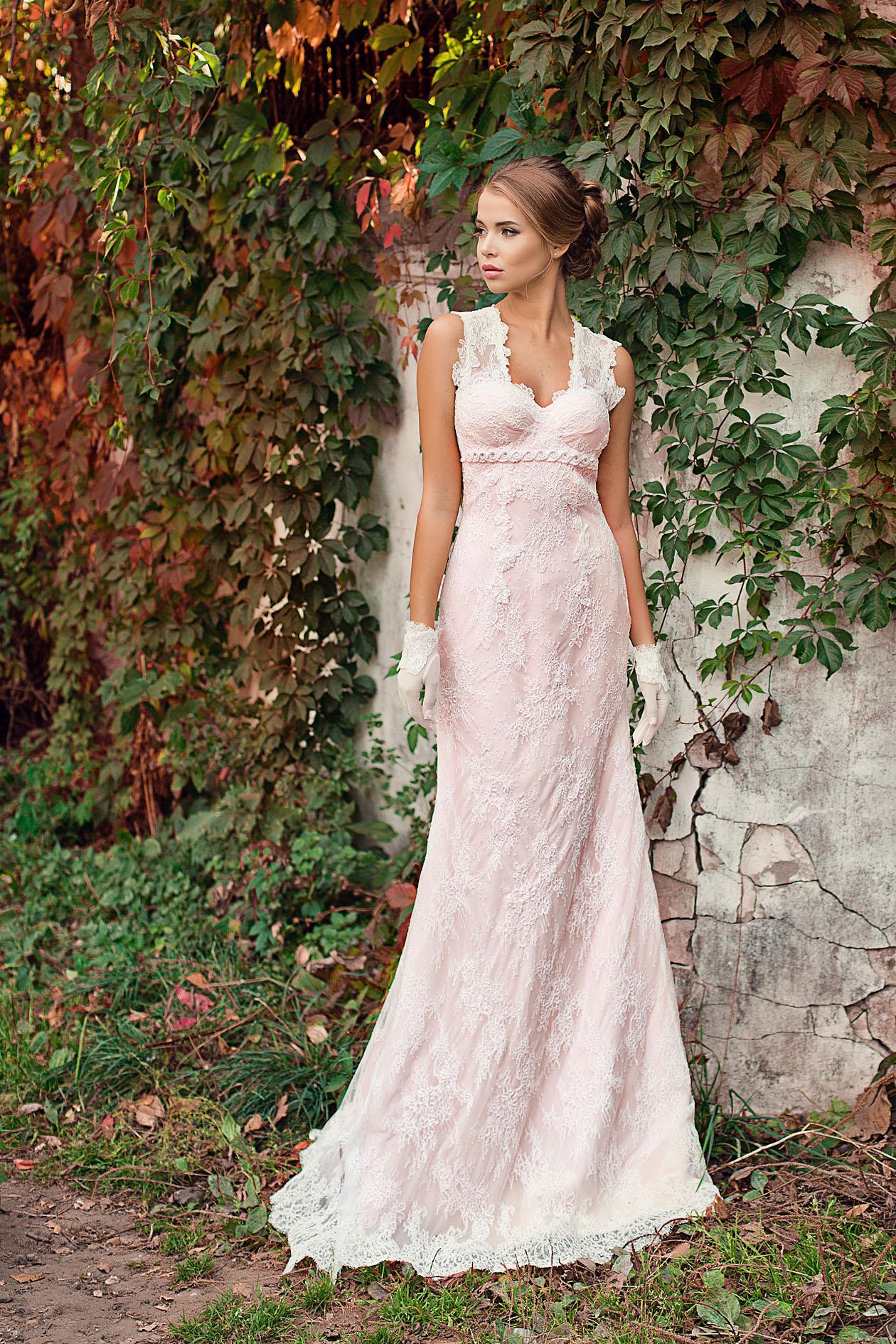 Платье-трапеция на фото