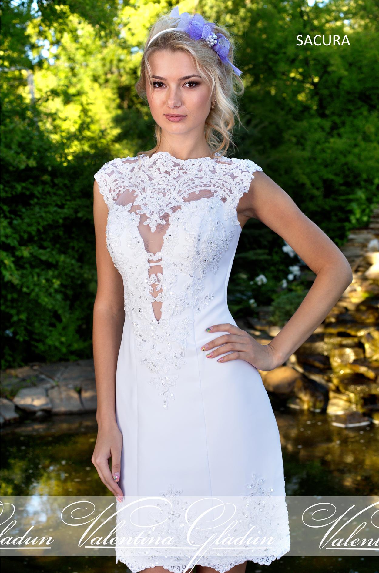 Соблазнительные свадебные платья