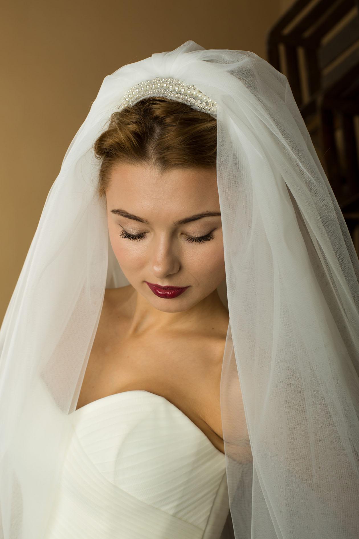 Фата на свадьбу в москве