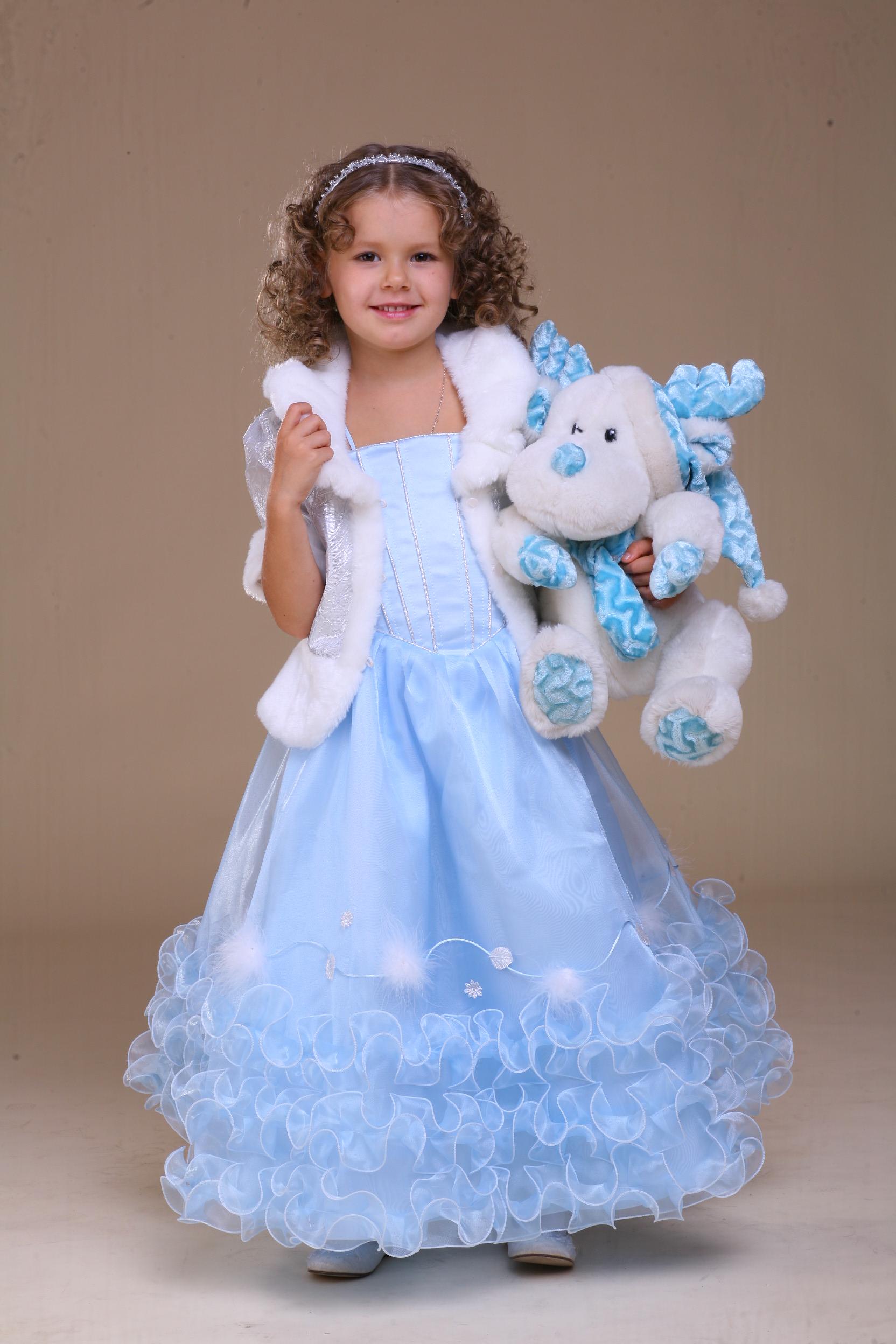 Детские нарядные платья для девочек на 4  6 лет