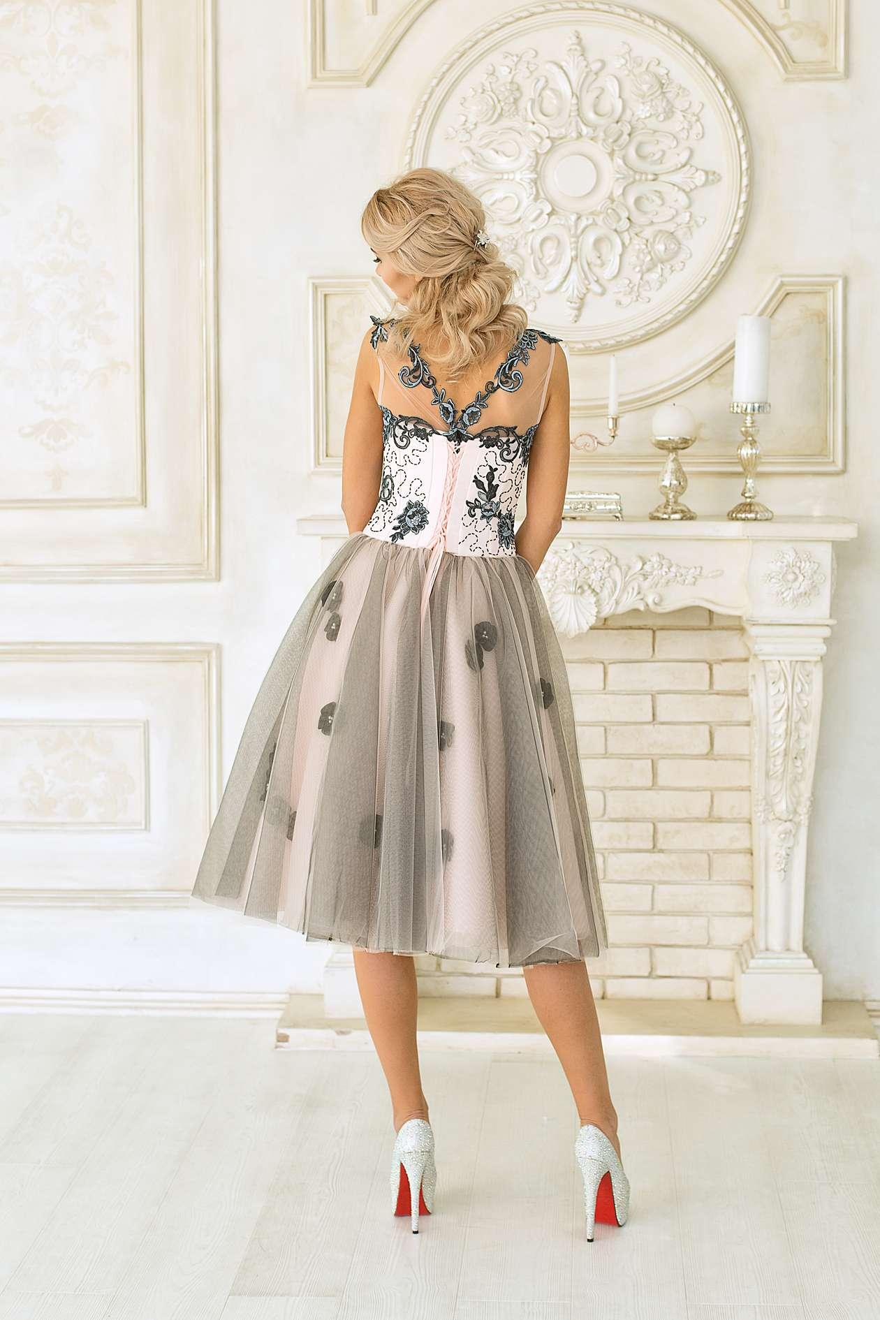 Гипюр макраме платье купить