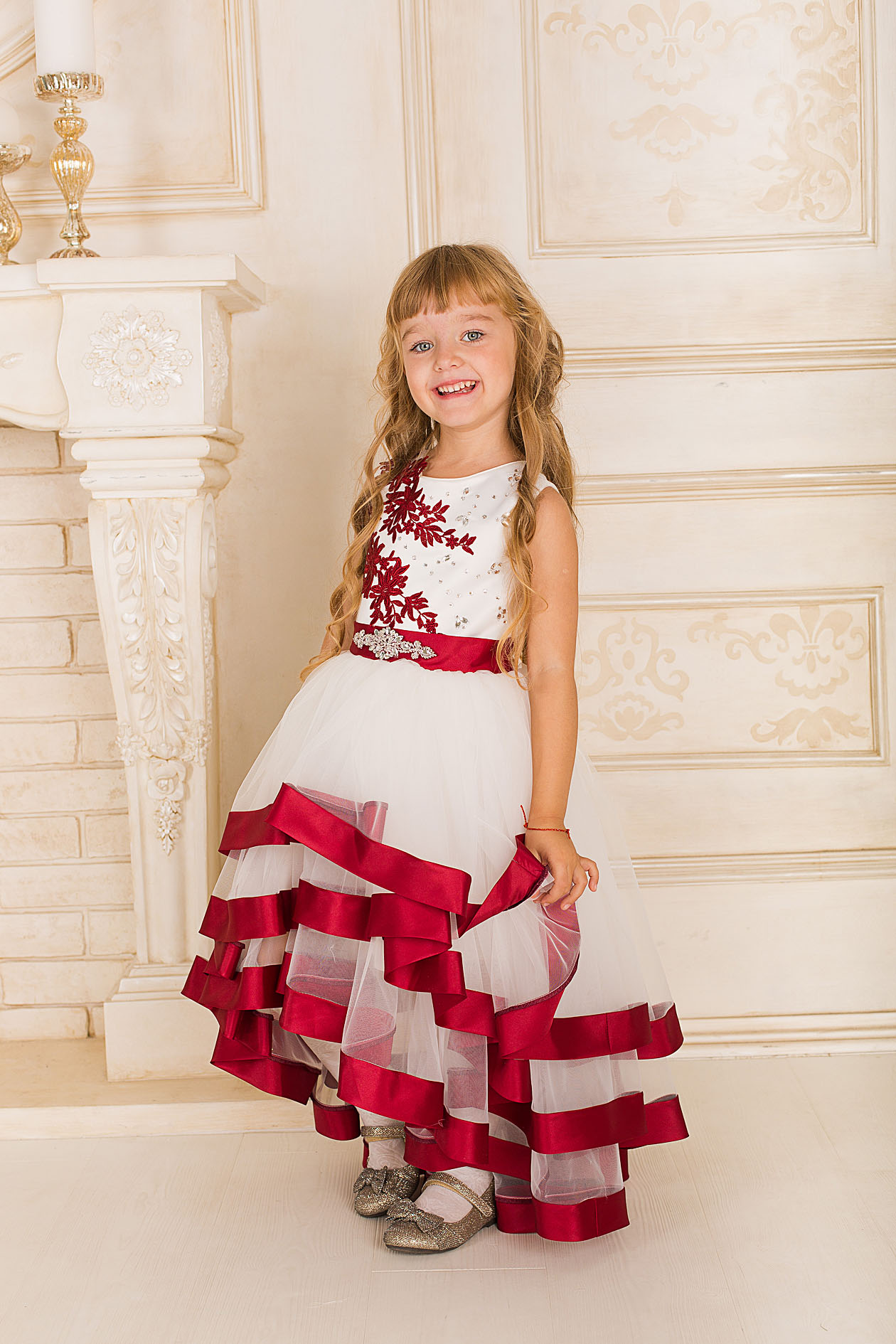 little princess Bonny bordo1