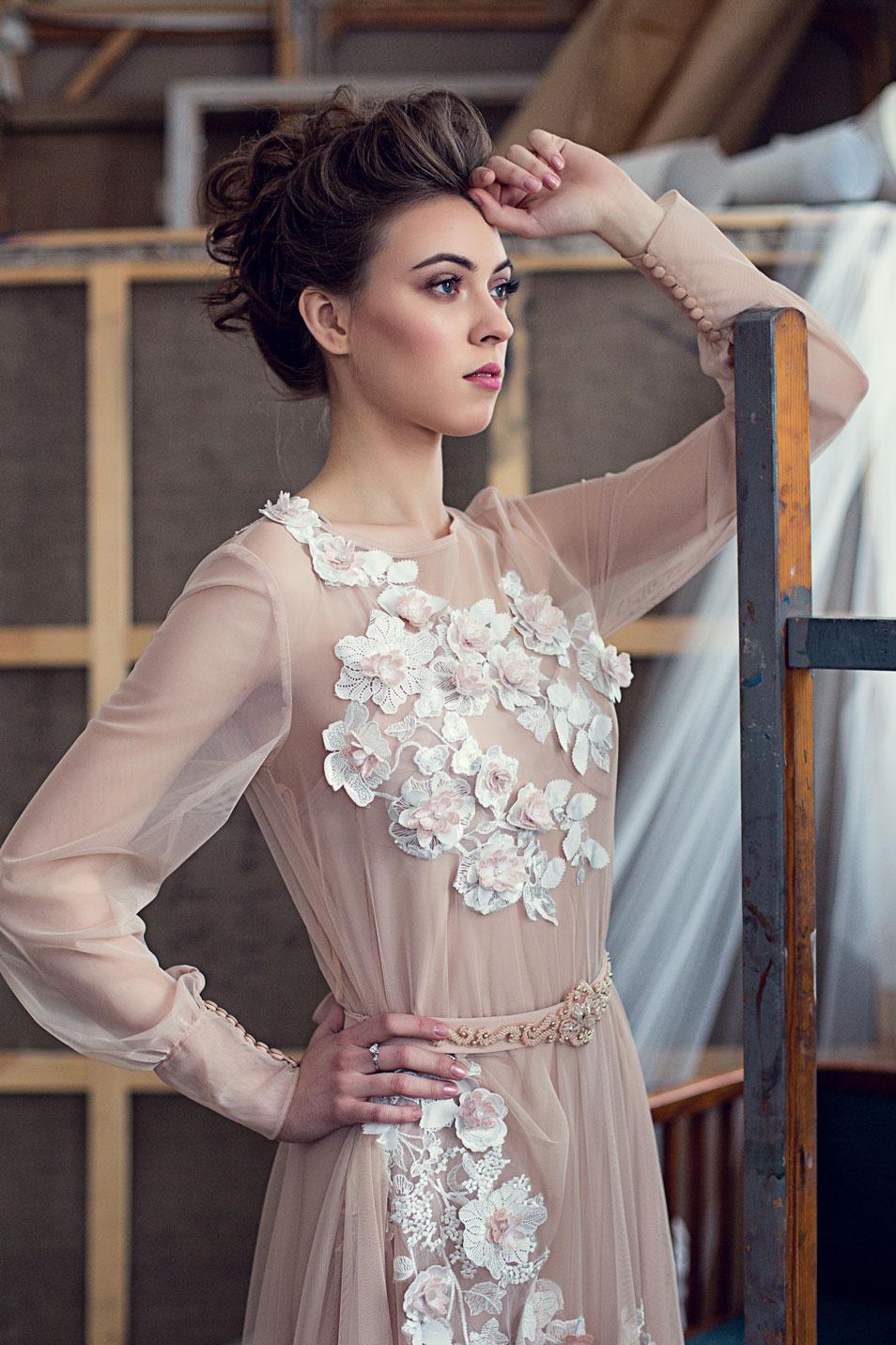 модные платья на весеннюю свадьбу