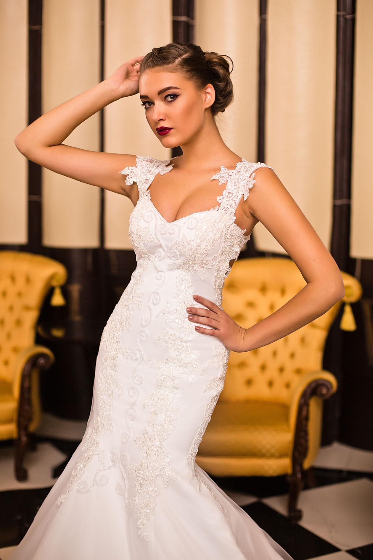 свадебное платье подчеркнуть фигуру