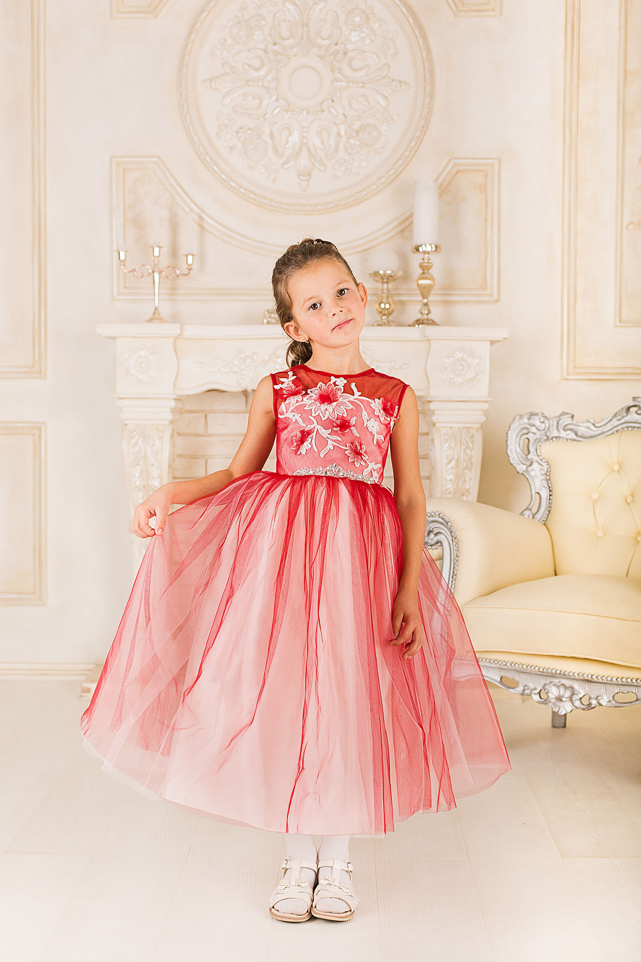 little princess Dream bordo1