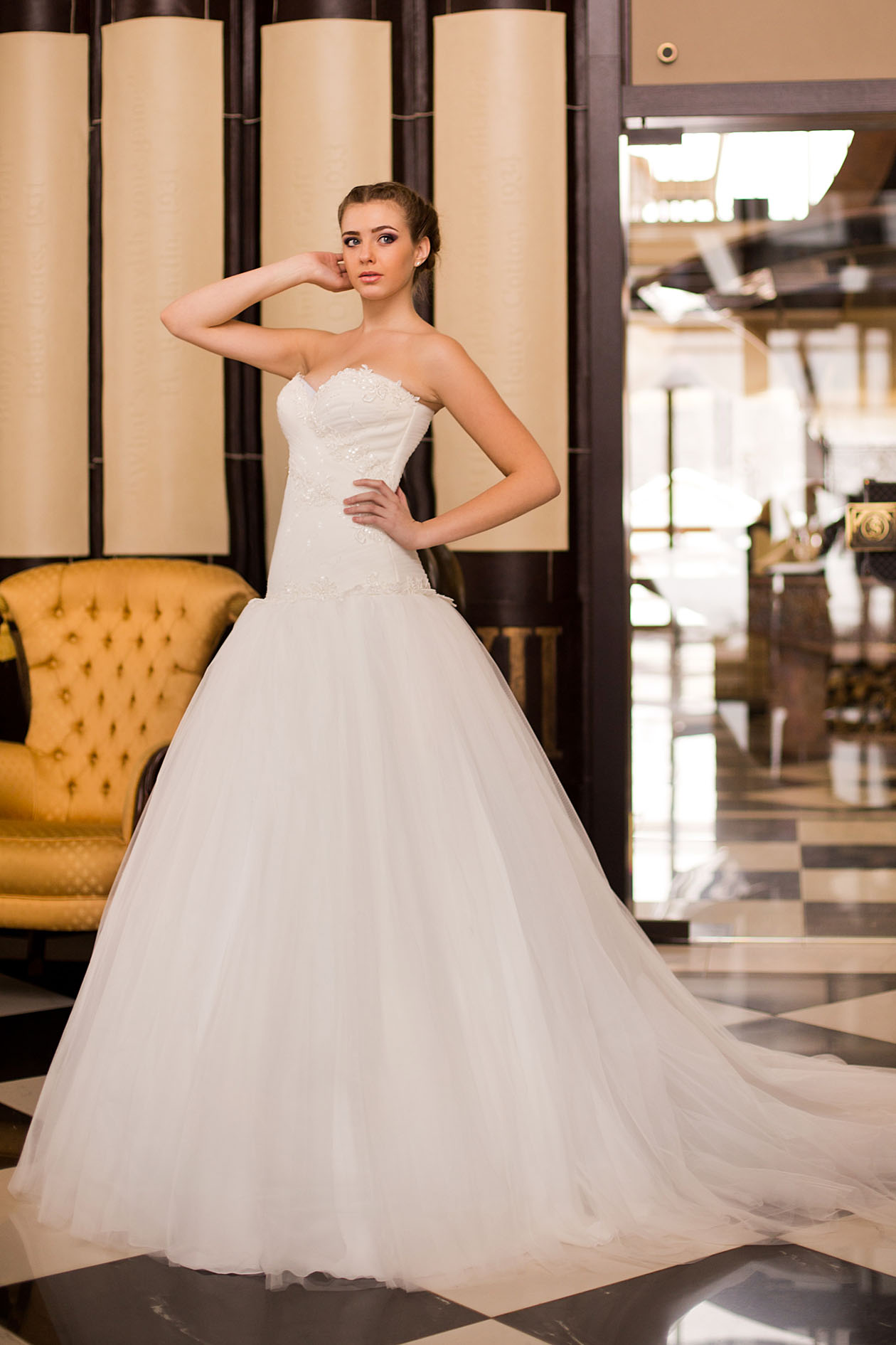 gсвадебное платье на заказ