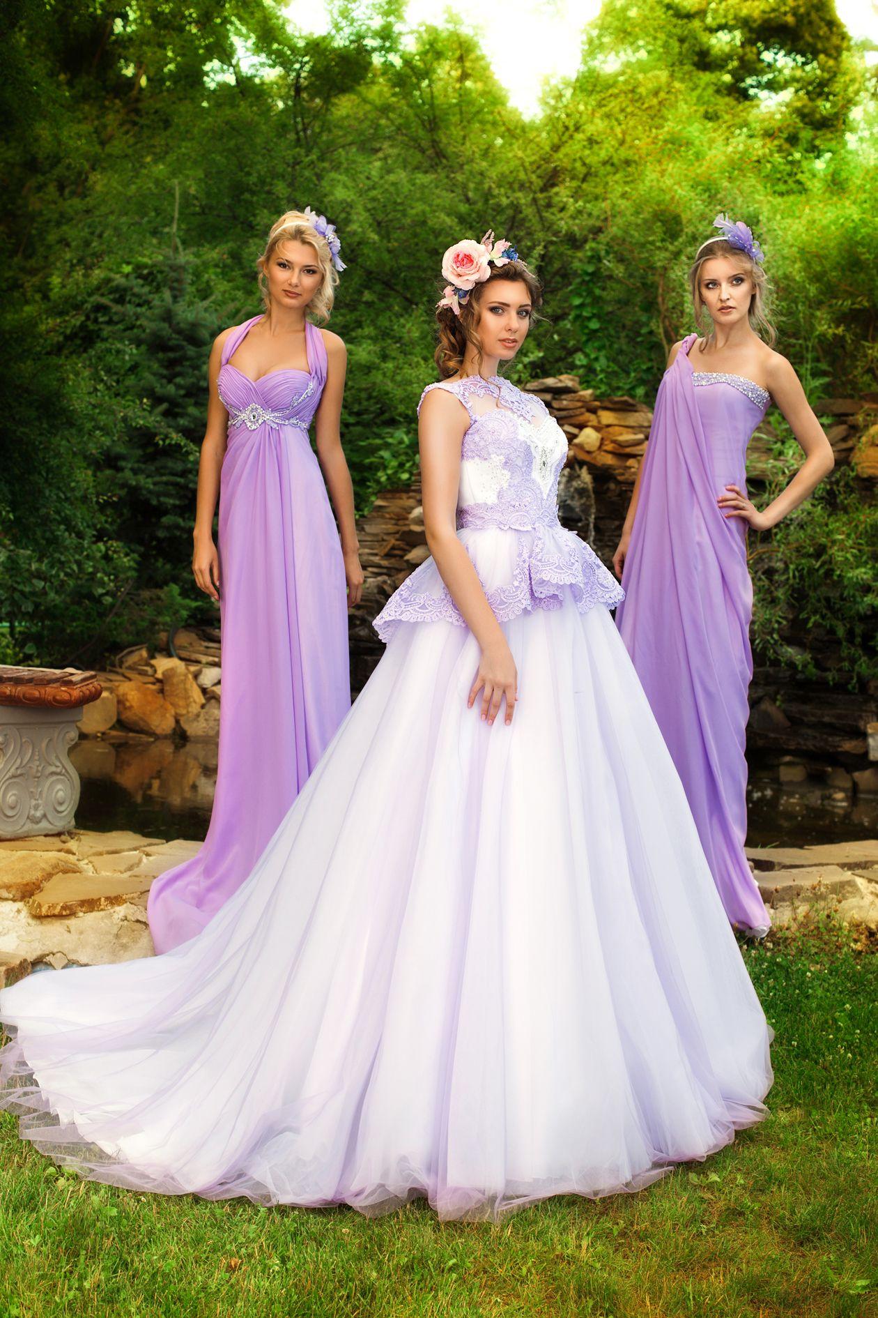 модные свадебные платья на фото