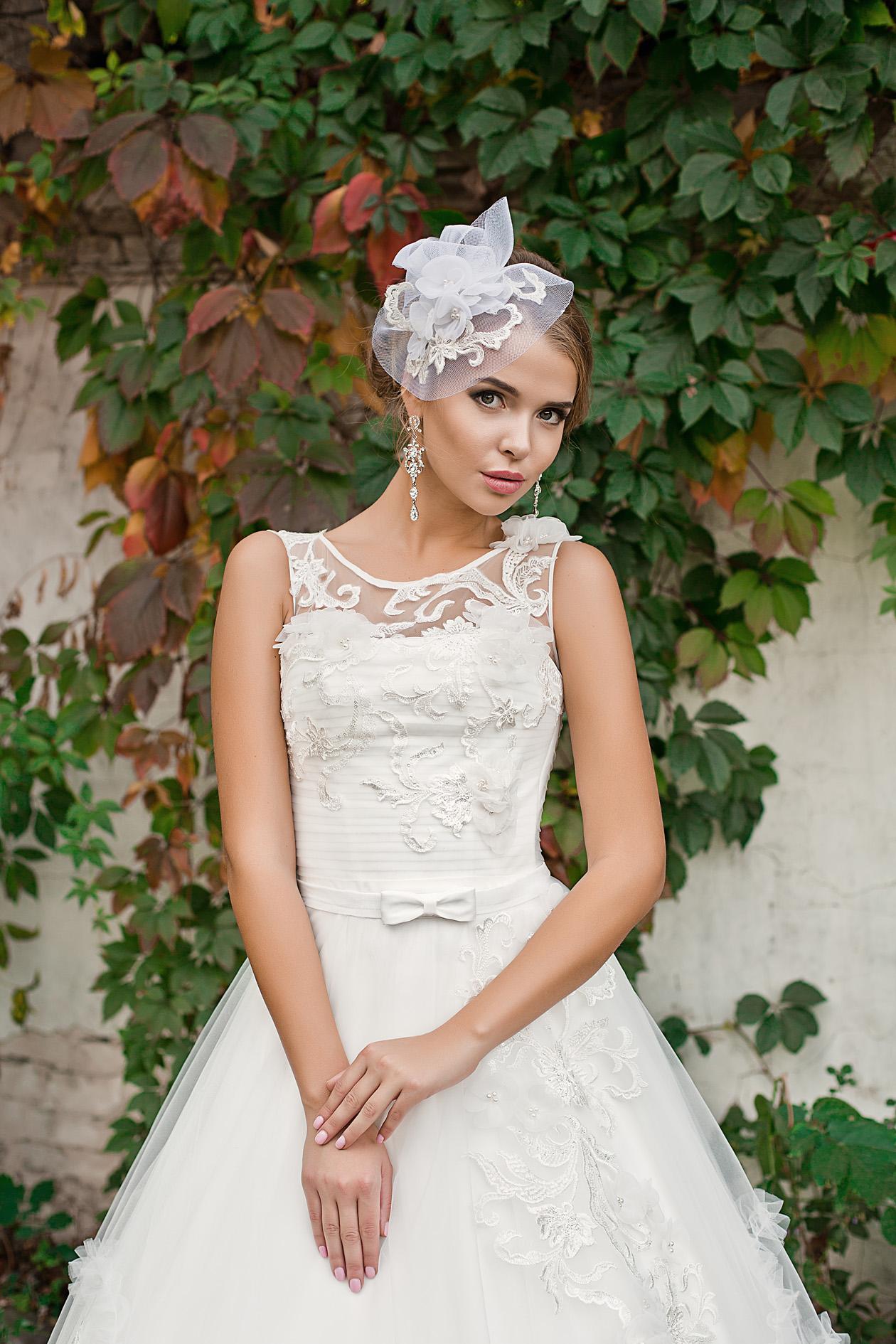 типы свадебных платьев
