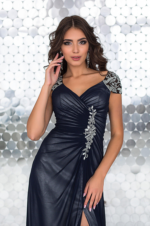 Купить Дорогое Вечернее Платье Италия
