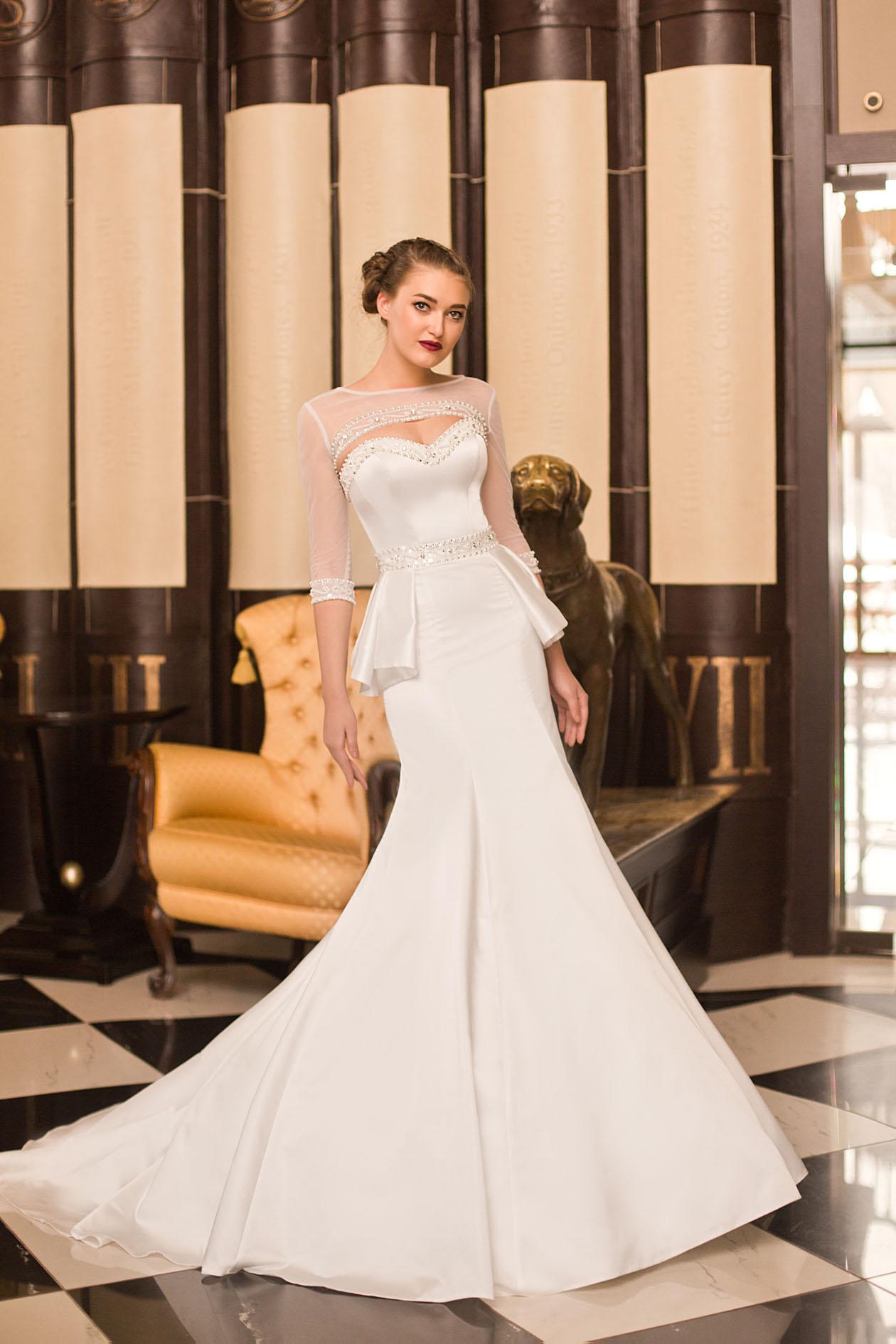 свадебные платье фото