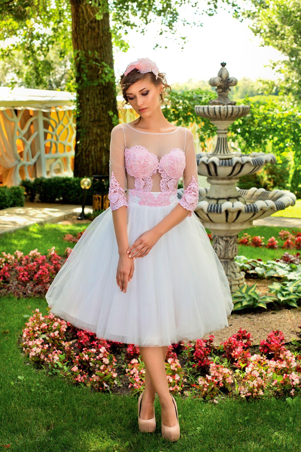 Свадебные платья лето-2015