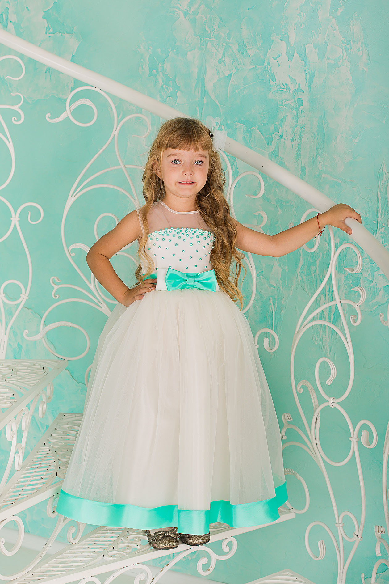 little princess Yusta azure1