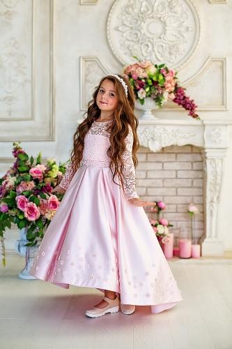 aa4447867c01f32 Купить детские платья оптом из коллекции Floret для девочек от ...