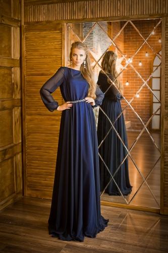 2f6e5f6542cbf48 Вечерние платья для выпусного   коллекция Mademoiselle от Valentina ...