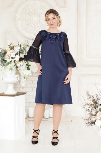 0e4f364f836 Элегантное платье на корпоратив Mila